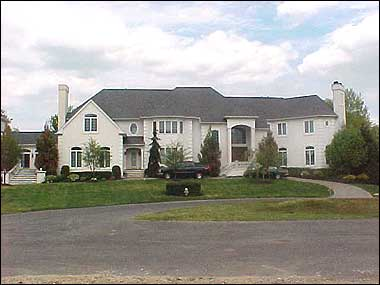 Terrell Owens Philadelphia House For Sale Photo