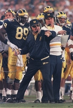 Bo Schembechler, Michigan Coaching Legend, Dead at 77
