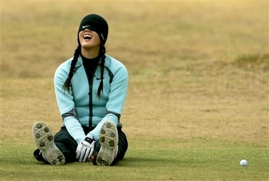 Photo Michelle Wie Accepted at Stanford