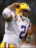 JaMarcus Russell Photo LSU Uniform
