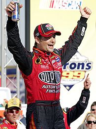 Jeff Gordon Photo Passes Dale Earnhardt With Victory 77