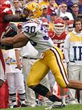 LaRon Landry Photo LSU Uniform