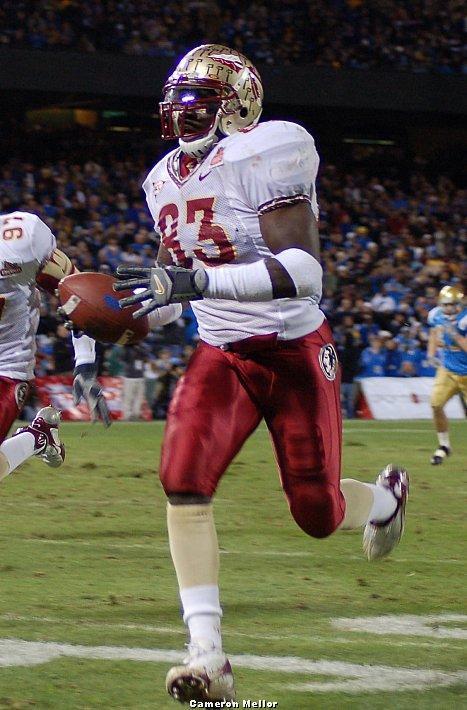 Lawrence Timmons Photo FSU Uni