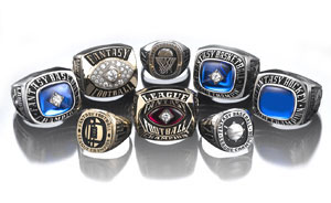 Fantasy Sports Rings
