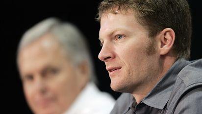 Dale Earnhardt Jr. Joins Hendrick Team