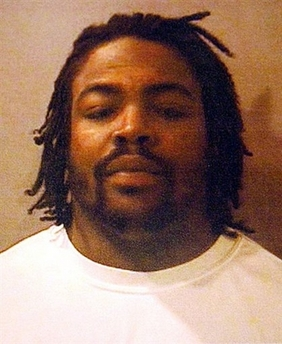 Tank Johnson Mugshot