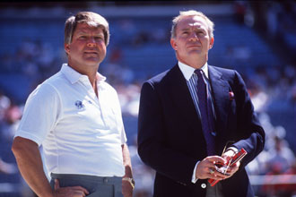 Jerry Jones, Jimmy Johnson on HOF List
