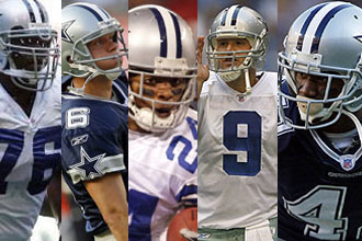 11 Dallas Cowboys Make Pro Bowl