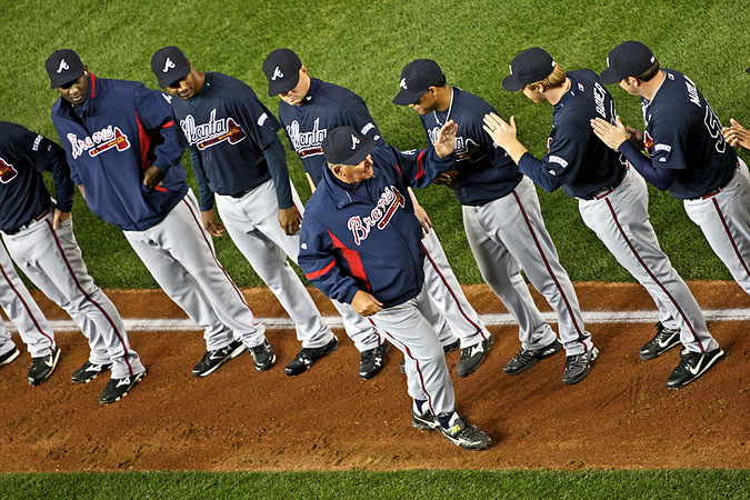 Atlanta Braves New Road Uniforms Photo 1
