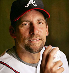 John Smoltz Bolts Braves for Sox
