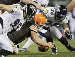 Ravens Browns Football